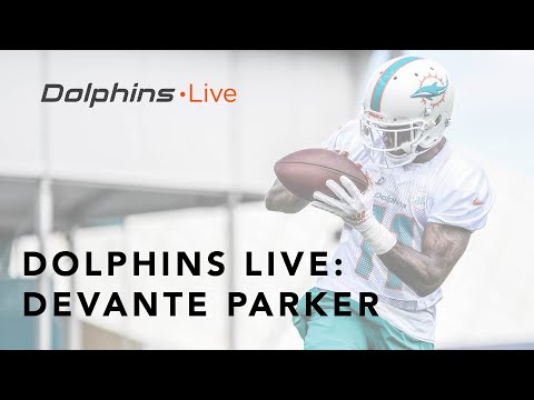 Devante Parker is ready to give 100% | Miami Dolphins