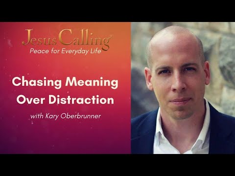 Chasing Meaning Over Distraction