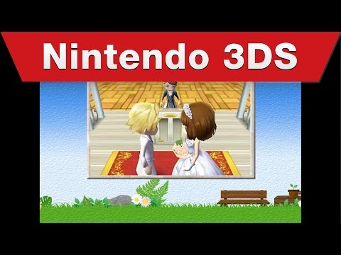 Nintendo 3DS - Story of Seasons Launch Trailer thumbnail