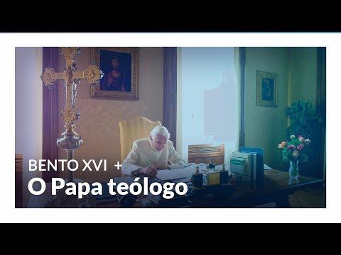 Bento XVI: O Papa teólogo