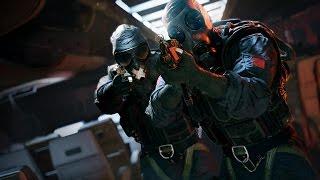 Watch 19 Minutes of Rainbow Six Siege Gameplay