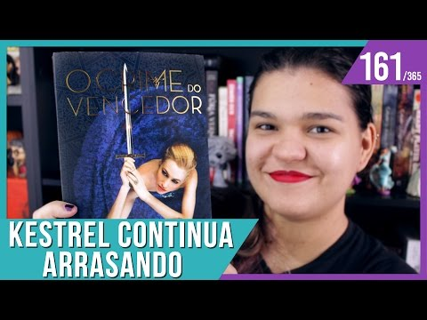 O CRIME DO VENCEDOR - RESENHA | Bruna Miranda #161