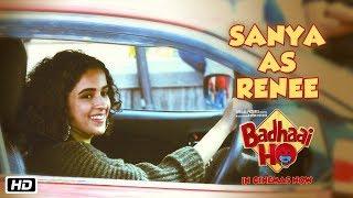 Sanya Malhotra As Renee | Badhaai Ho | In Cinemas Now
