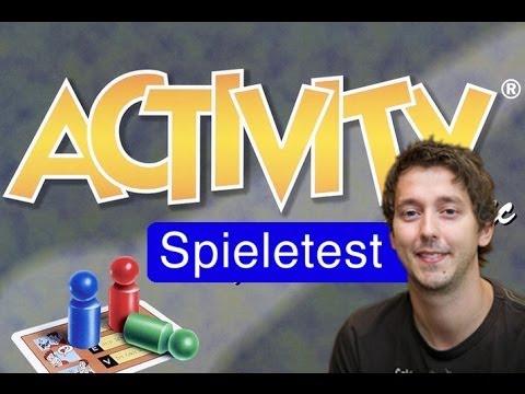 Activity: Family Classic (Spiel) / Anleitung & Rezension / SpieLama