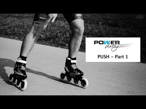 Powerskating Training Episode 4: Push - Part 1