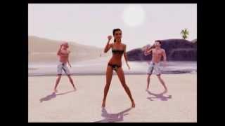 Sims 3 - Lay a little Sunshine . BG5 - machinima
