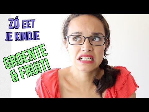 Kind groente & fruit leren eten: 5 tips voor 'slechte' eters!