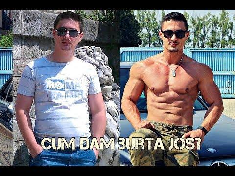 Pierdere în greutate setat de pierderi
