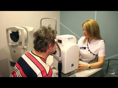 Gyenge látásminőség refrakciós műtét után