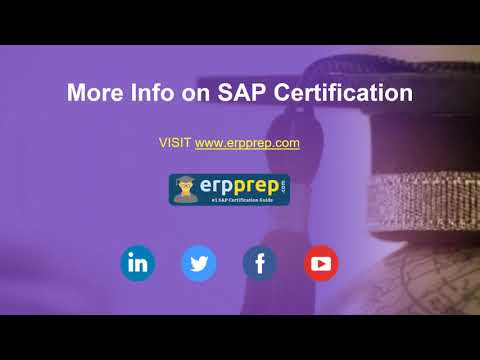 SAP BPC C_EPMBPC_11 Certification : Study Tips and Questions ...