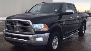 2012 Dodge RAM 2500 Laramie Review