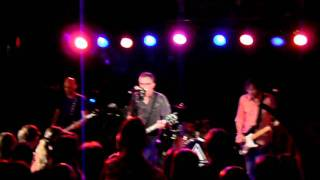 Toadies - Happy Face (live in Detroit @ the Magic Stick 9/20/2010)