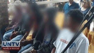 [UNTV]  6 na miyembro ng CPP NPA, sumuko sa mga militar sa Nueva Ecija