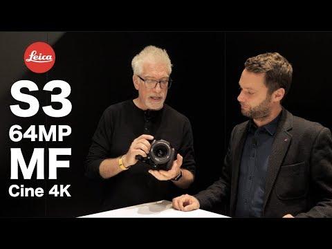 External Review Video JYhFX9ir-_o for Leica S3 Medium-Format Camera
