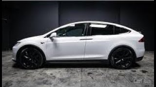 2019 Tesla Model X P100D BRAND NEW Highlights and Review