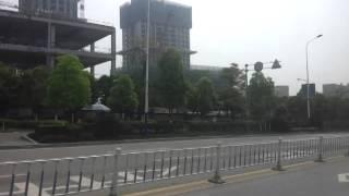 preview picture of video 'Trasa prowadząca do Ma'anu (Fuling), Chongqing, Chiny'