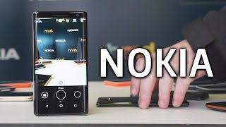 Nokia 8 Sirocco and Nokia 7 Plus Hands-On