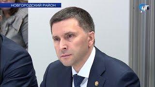 Министр природных ресурсов и экологии России Дмитрий Кобылкин осмотрел центр лесного хозяйства
