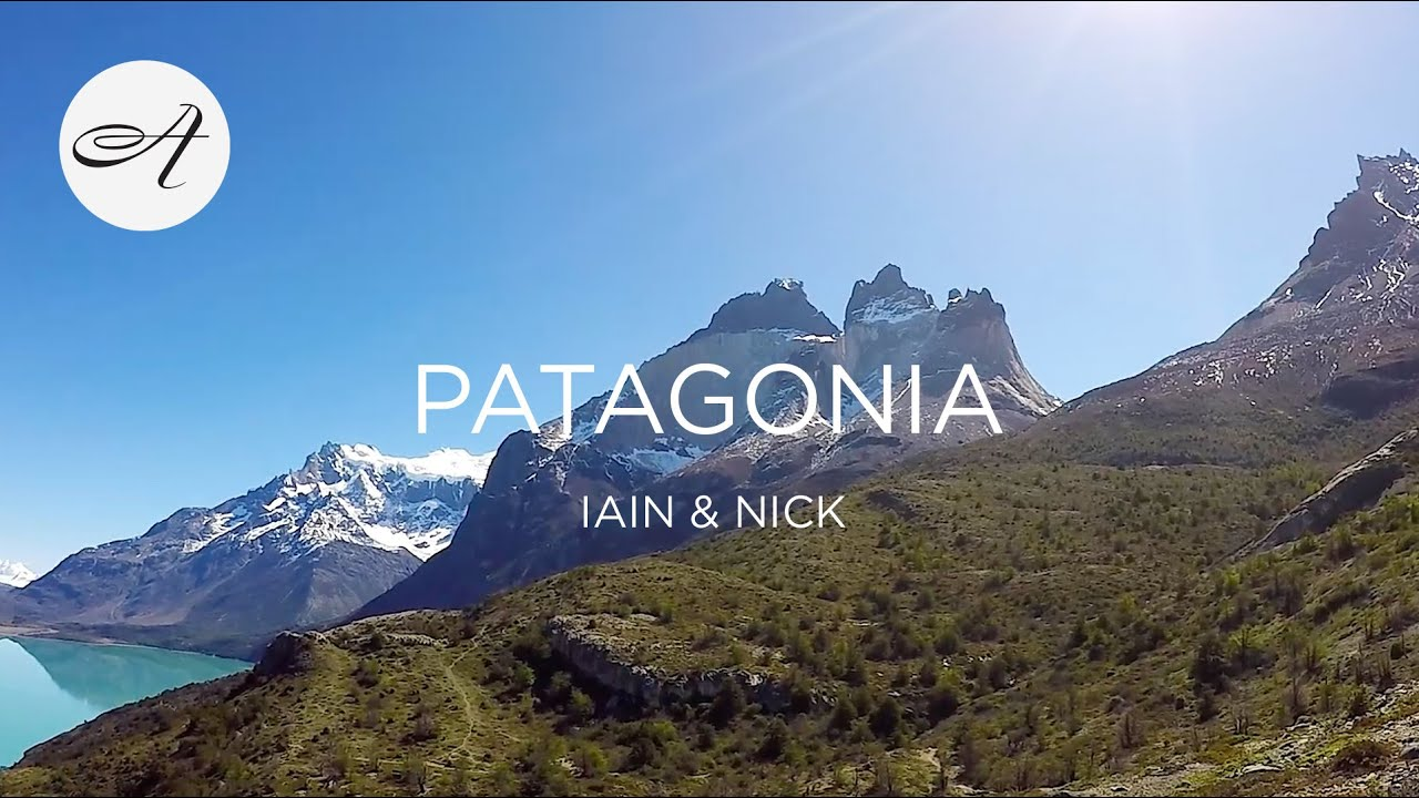 My travels in Patagonia, 2016