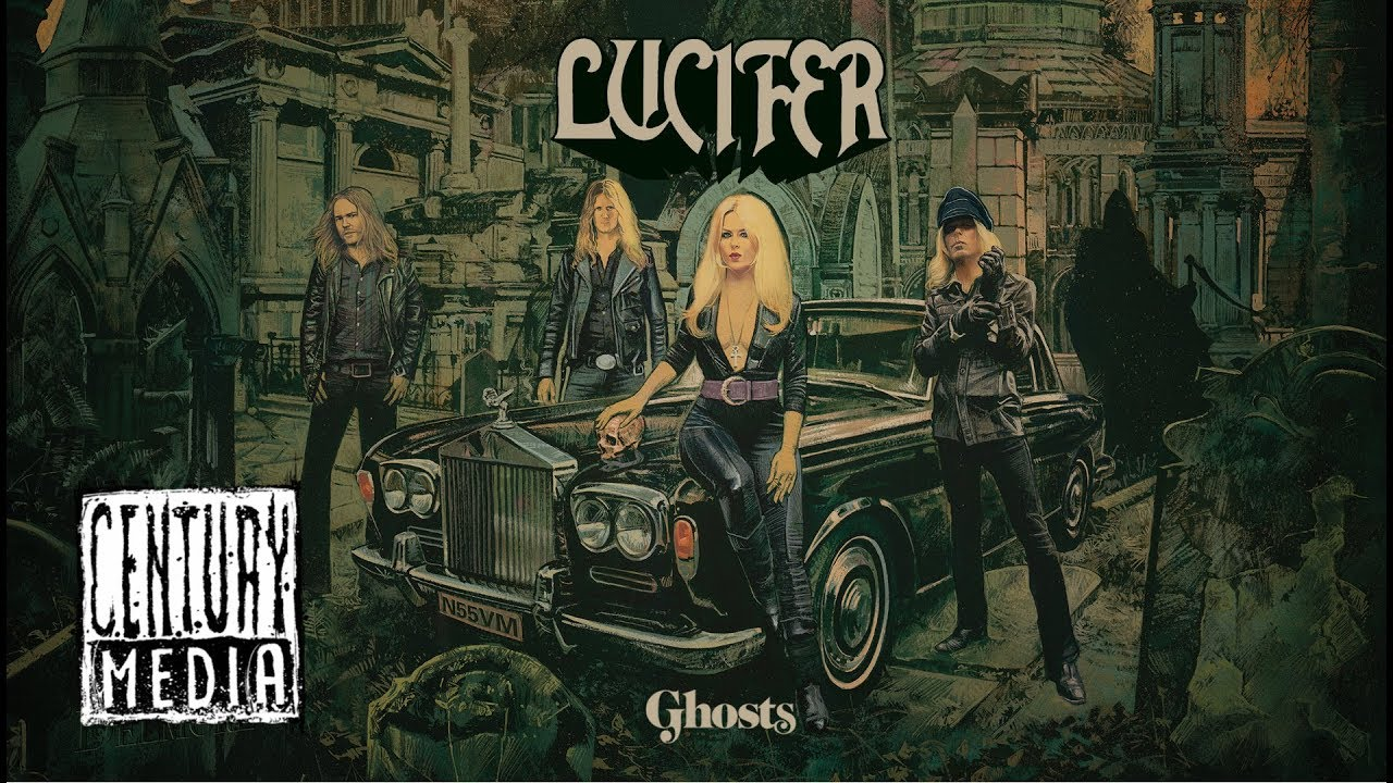 LUCIFER - Ghosts