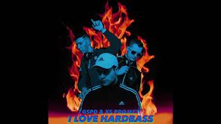 GSPD & XS Project - I LOVE HARDBASS (Official Audio)
