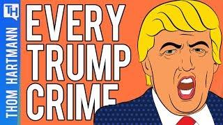 Impeachment Should Include Every Trump Crime!