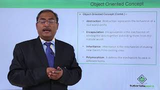 UML - Object oriented concepts