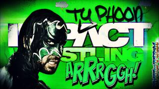 """(NEW) 2013: The Hurricane 1st TNA Theme Song ►""""Warning Signs"""" By The Anix + DLᴴᴰ"""