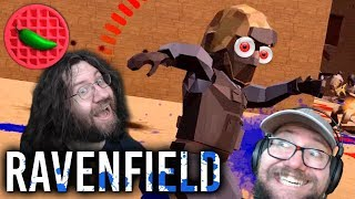 DUST 2 IN RAVENFIELD?! ALSO, HALO! -- Ravenfield (Steam Early Access)(Steam Workshop Custom Maps)
