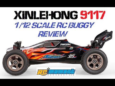 XINLEHONG 9117 RC BUGGY REVIEW