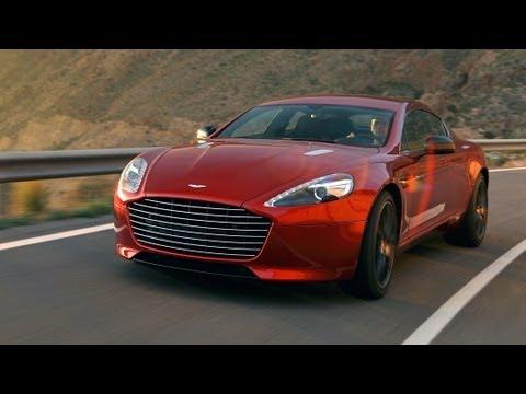 Aston Martin Rapide S - XCAR