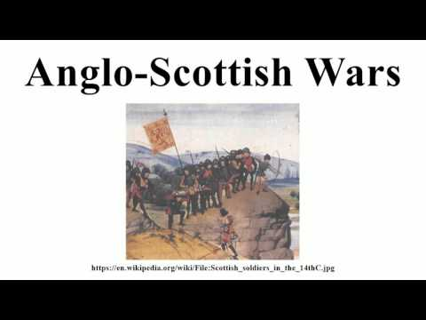 Anglo-Scottish Wars