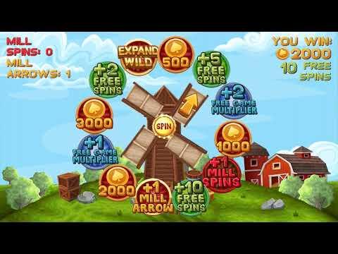 Lucky Farm Bonus Game