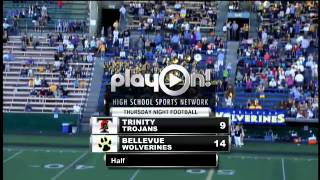 Football-Trinity (TX) at Bellevue (WA)