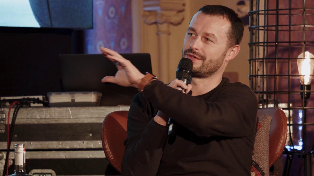 Jan Kaštura na Culture Rocks: Tvořte vizi s lidmi