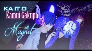 [MMD] KAITO & Kamui Gakupo - Magnet
