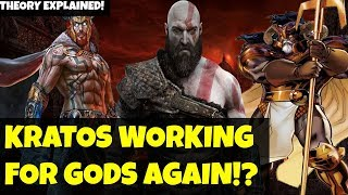 God of war 4 (old theory)- Kratos NOT AFTER NORSE GODS Theory! Giants are the enemies!