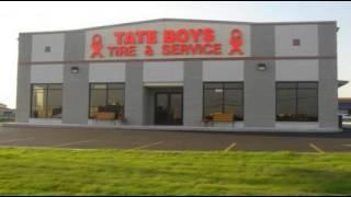 Tate Boys Tire & Service -- Owasso, OK