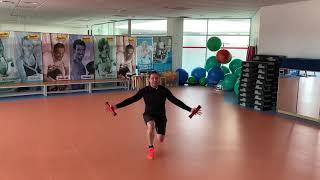 XCO Workout mit Stephan
