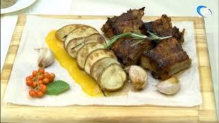 Участники предстоящего гурмэ-фестиваля презентовали еще одно конкурсное блюдо