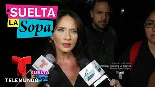 Silvia Navarro no asistió a las nominaciones a Premios Tv y Novelas | Suelta La Sopa | Entreteni