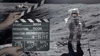 Американцы никогда не были на луне. Разоблачение!