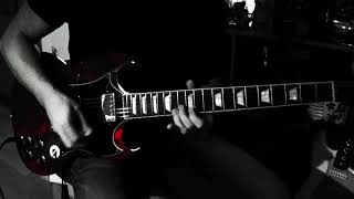 Satellite Blues - ACDC (Guitar Cover)
