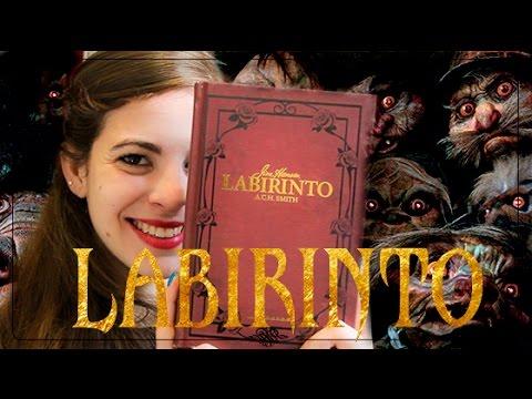 Labirinto |  A. C. H. Smith | O filme que virou livro