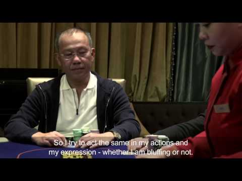 Paul Phua Poker School: Keeping a Poker Face