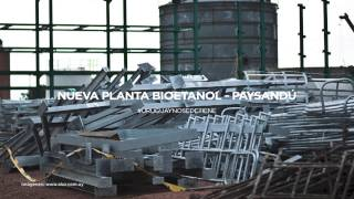 preview picture of video 'Nueva Planta Bioetanol - Paysandú'