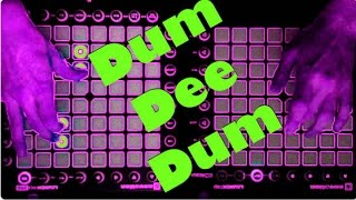 DUM DEE DUM   Keys N Krates   JiKay Remix   Launchpad Pro   Launchpad Mk2 Cover