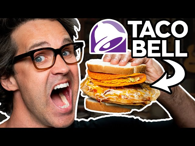 Will It Sandwich? Taste Test