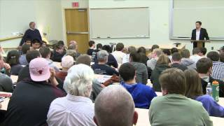 Illinois Wesleyan Nick Turse Lecture