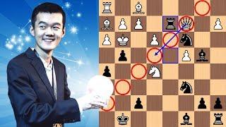 Chess Wizardry by Grandmaster Ding Liren